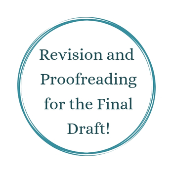 Revision  and Proofreading Exercise for the Final Draft