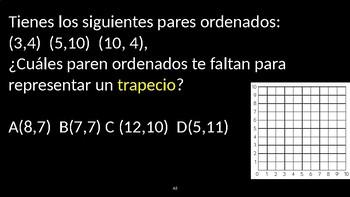 Revision de matematica para STAAR 2018