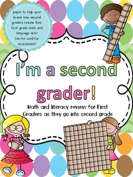 Revision for new second graders