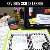 Revision is like a Makeover: Lesson to Apply to ANY Writing Unit!