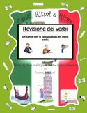 Italian Conjugations (Revisione dei Verbi) with this Rap-like Chant& MPs