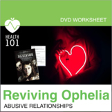 Reviving Ophelia: Movie Worksheet