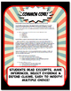 Revolution Quiz and Test Common Core Writing and Literacy