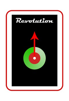 Revolution! an engaging card game based on angles!