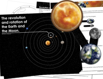 Revolution and Rotation of Earth and Moon
