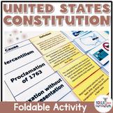 Revolution to Constitution Interactive Activity