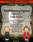 Revolutionary Figures Fluency Passages