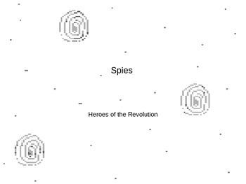 Revolutionary Spies PowerPoint