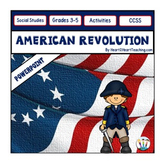 American Revolutionary War Powerpoint