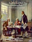 Revolutionary War Activities for Kids: Patriotic Copywork - Print Style
