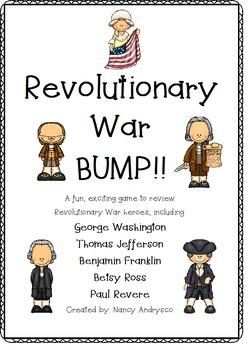Revolutionary War BUMP!- review game