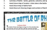 Revolutionary War Battle Project