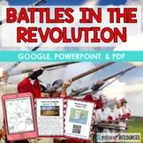 Revolutionary War - American Revolution Battles and Events