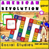 Revolutionary War Board Game