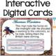 Revolutionary War Boom Cards: Digital Task Cards