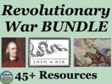 Revolutionary War Bundle for US History