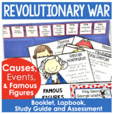 Revolutionary War Causes, Events, and Famous Figures