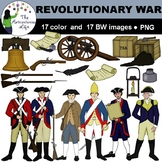 Revolutionary War Clip Art
