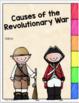 Revolutionary War Digital Interactive Flip Book