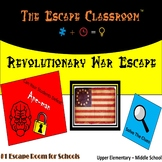 Revolutionary War Escape Room | The Escape  Classroom