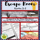 Revolutionary War Escape Room - The Turning Point at Valley Forge