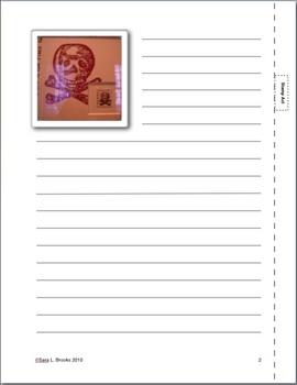 Revolutionary War - Events - Tabbed Booklet - Printable - PDF