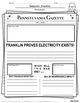 Revolutionary War Famous Americans Bundle- NO PREP Mini Units
