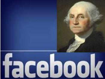 Revolutionary War Figure Facebook Project