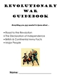 Revolutionary War Guidebook
