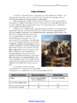 Revolutionary War Informational Text Printables