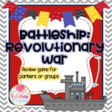 Revolutionary War Interactive Battleship Game