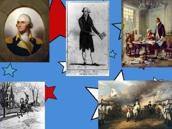 Revolutionary War Key People