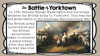 Revolutionary War Lesson and Doodle Notes SS4H1c