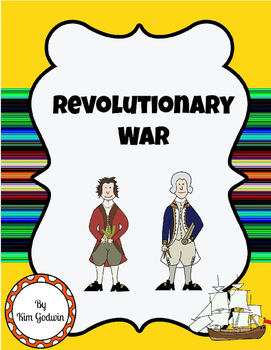 Causes of the Revolutionary War Lessons with Worksheet/Analysis