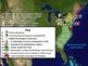 Revolutionary War Map Activity - fun, easy, engaging follow-along 20-slide PPT