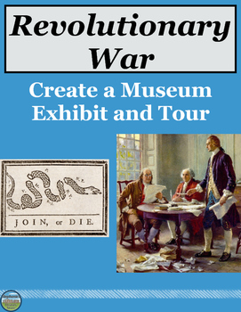 Revolutionary War Cumulative Review Project