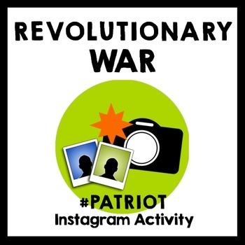 Revolutionary War #PATRIOT Instagram Activity