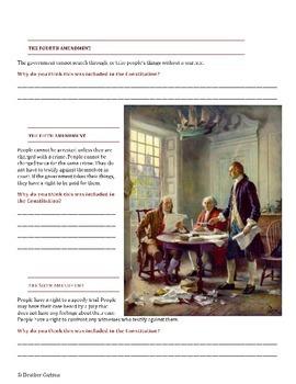 Revolutionary War Packet