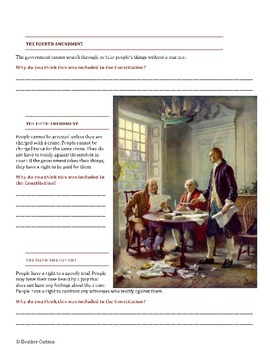Revolutionary War Packet