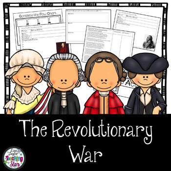American Revolution Research Packet