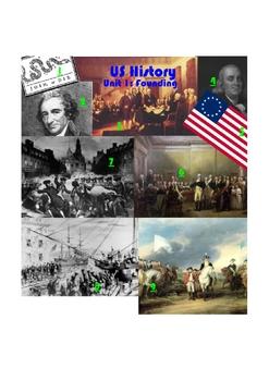 Revolutionary War Picture Hunt