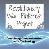 Revolutionary War Pinterest Project