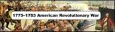 Revolutionary War Prezi (61 Slides!)