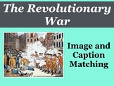 Revolutionary War Primary Source Image Activity