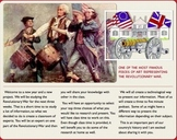 Revolutionary War - Project Based Learning