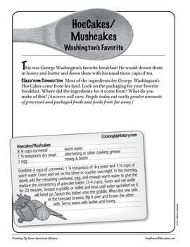 Revolutionary War Recipes