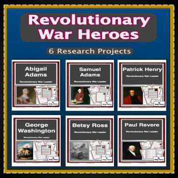 Revolutionary War Research