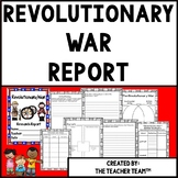 Revolutionary War | American Revolution Research Report