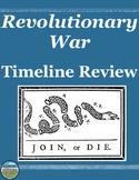 Revolutionary War Timeline Review