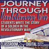 Journey though the American Revolution Students Experience